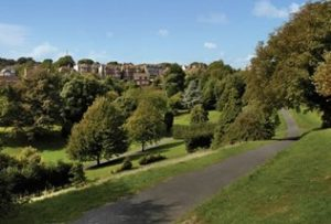 Linton Gardens, Hastings: one of four parks and gardens added to the Hastings Local List of Heritage Assets in 2017 (image © Hastings Borough Council)